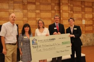Fort Bend Cares grant